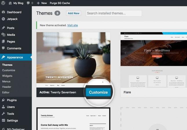 jasa pembuatan website custom di Palembang