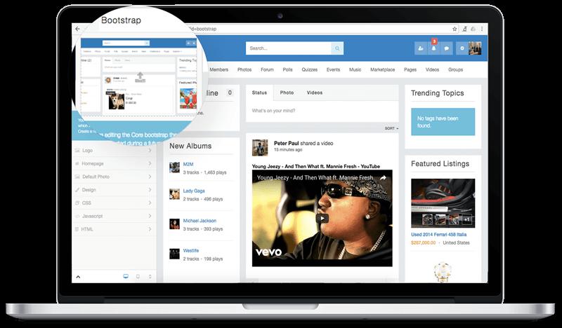 jasa pembuatan website jejaring sosial di Palembang