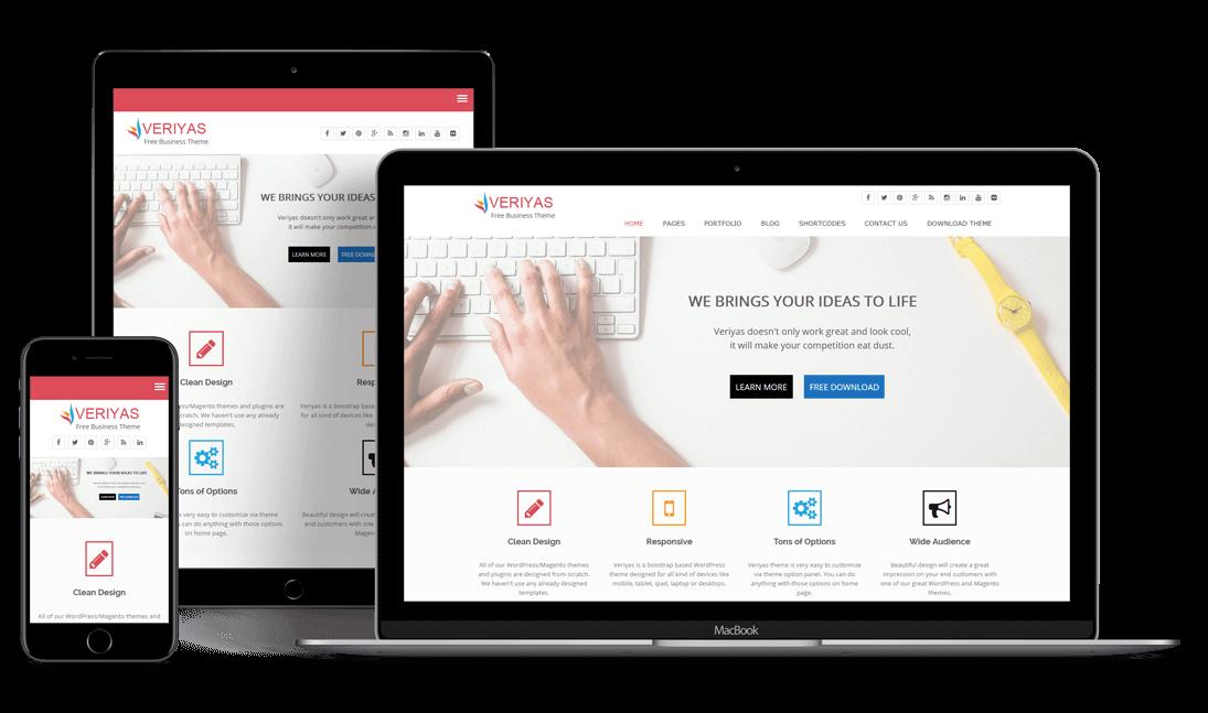 Desain Website Palembang Responsive