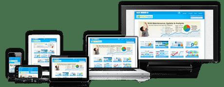 jasa pembuatan website murah sleman responsive