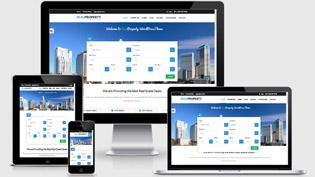 Jasa Pembuatan Website Properti Jogja Murah Profesional