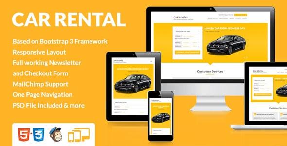 Jasa Pembuatan Website Rental Mobil di Sleman