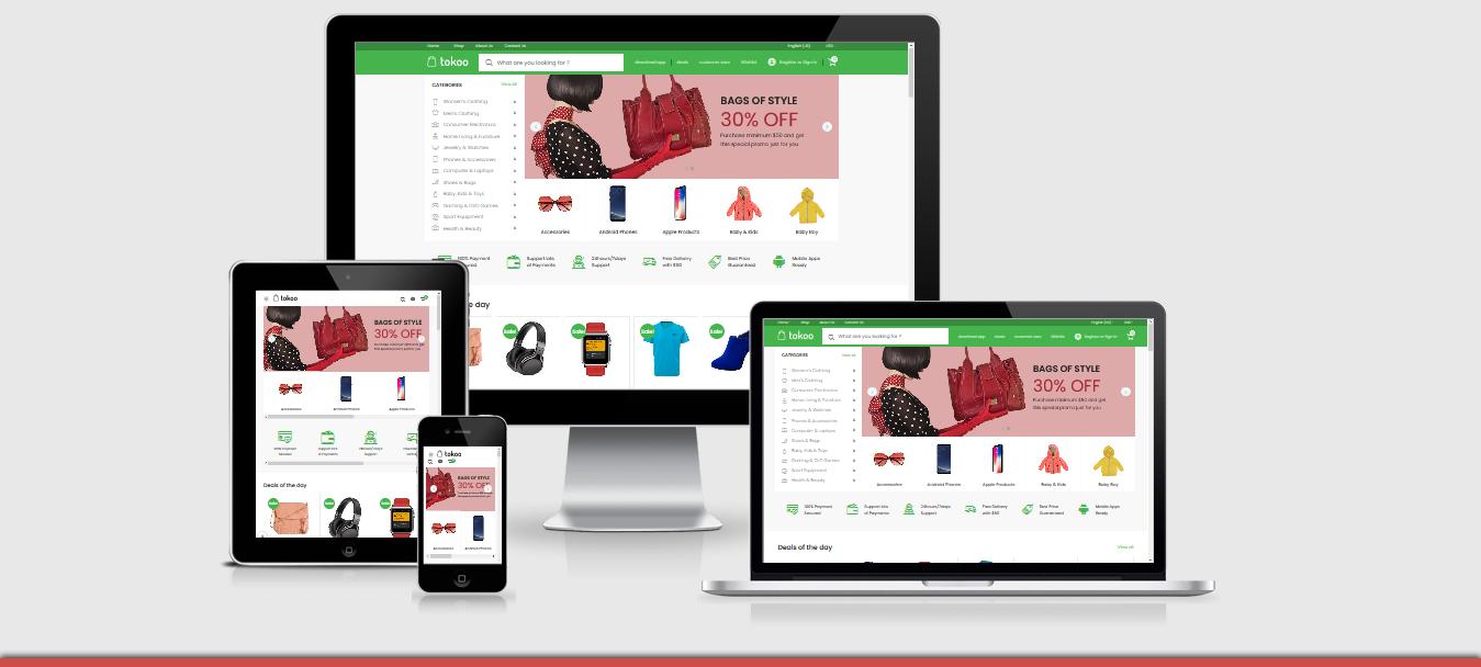 Jasa Pembuatan Website Toko Online Semarang