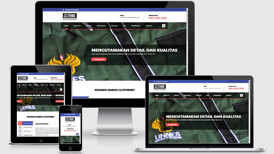 Jasa Pembuatan Website Gorontalo Rp 42 ribu