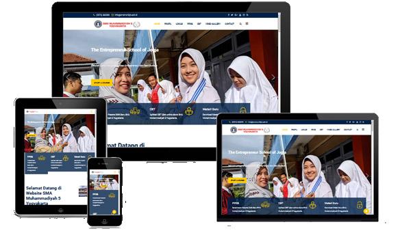 Jasa Pembuatan Website Jogja Murah