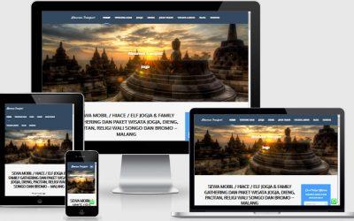 Bikin Web Wisata di Jogja Profesional Harga Termurah
