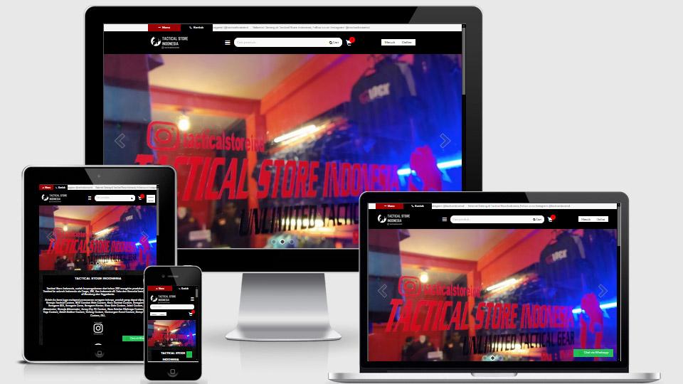 jasa desain website Jogja murah profesional