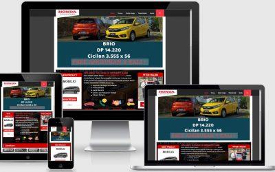 Jasa Pembuatan Website Dealer Mobil Jogja Profesional