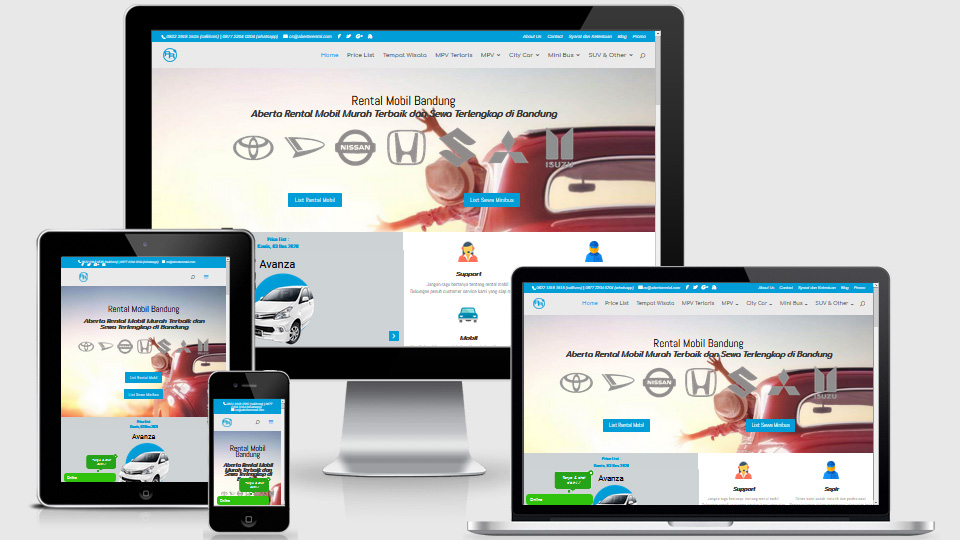 Jasa Bikin Website Jogja Kapasitas Terbesar Harga Murah