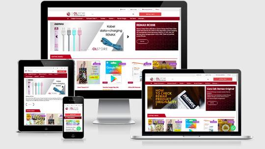 Jasa Pembuatan Website Toko Online Magelang