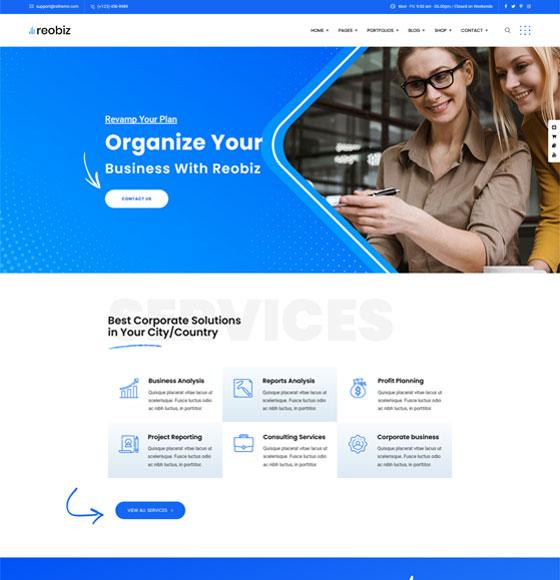 3. demo website perusahaan 3