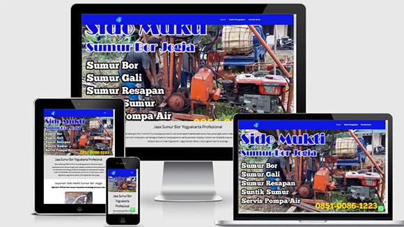 Jasa Pembuatan Website Bisnis Magelang Rp 500.000,-