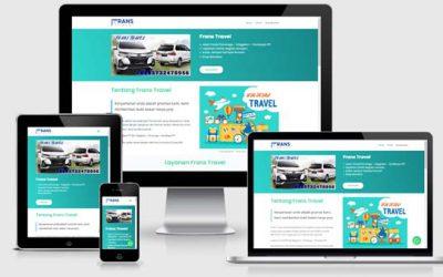 Jasa Pembuatan Website Profil Perusahaan Madiun