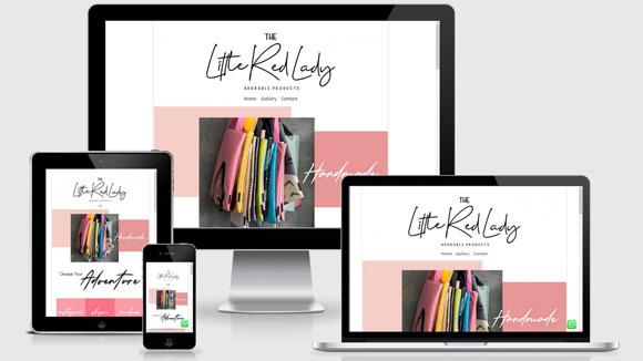 portfolio jasa pembuatan website bisnis magelang