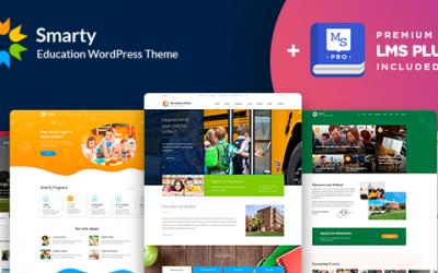 7 Rekomendasi Thema WordPress Premium Website Sekolah