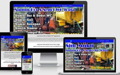 Jasa Pembuatan Website di Klaten Rp350.000,-