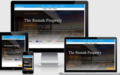 Jasa Pembuatan Website Balikpapan Rp300.000,- pertahun