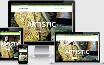 Jasa Pembuatan Website Wonosobo Rp350.000,-